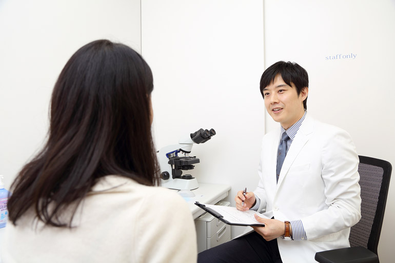 患者さま目線の診療
